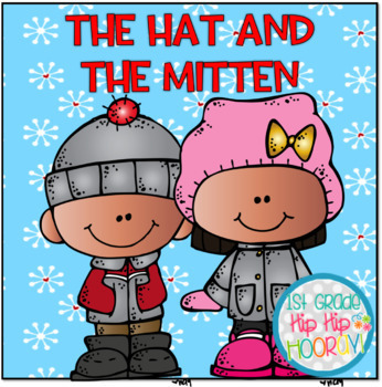 Jan Brett's The Hat and The Mitten ...Reader's Theater and Terrific Activities