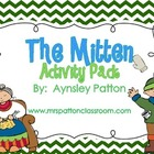 Jan Brett&#039;s &quot;The Mitten&quot;  Activity Pack!