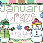 January Craze No Prep Activities
