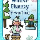 January Fluency Practice Package