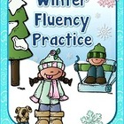 January - May Fluency Practice Bundle!