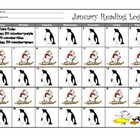 January Reading Log 2013
