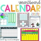 January SMARTBoard Calendar **Common Core Aligned**