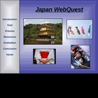 Japan Wepquest (Powerpoint)