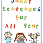 Jazzy Sentences for Holidays and Seasons