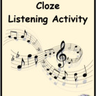 Je te promets by Zaho Cloze listening activity