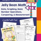 Jelly Bean Math - Happy Easter Jolly Rancher Jelly Bean Math