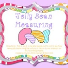 Jelly Bean Math Stations Freebie- Measuring