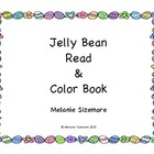 Jelly Bean Read and Color Book
