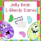 Jelly Bean Roll l-blends Game