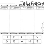 Jellybean Making Words {Freebie!}