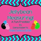 Jellybean Measuring! {Common Core Aligned FREEBIE}