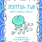 Jellyfish Fun (Long e spelled y and ie)