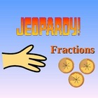 Jeopardy Fractions PowerPoint