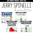 Jerry Spinelli BUNDLE for Middle School