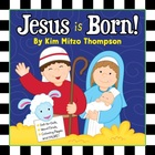 Jesus is Born Christmas Activity Book & Coloring Pages