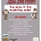 Jigsaw Jones The Case of the Kidnapped Candy Literature Set