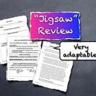 Jigsaw Review Actively Engages All Students - Templates Te
