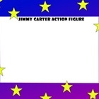 Jimmy Carter Task Action Figure Play Set