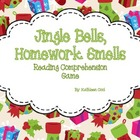 Jingle Bells Homework Smells by Diane de Groat comprehension game