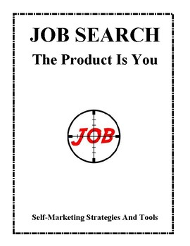 Job Search - Self-Marketing Strategies and Tools Activitie