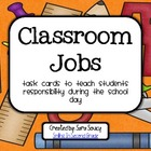 Jobs for the Classroom