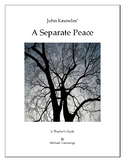 John Knowles: A Separate Peace