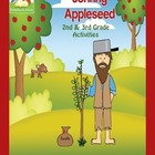 Johnny Appleseed Activities: 2nd and 3rd Grade