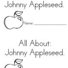 Johnny Appleseed Book - Lower Elementary