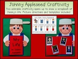 Johnny Appleseed Emergent Reader & Craftivity Pack