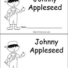 Johnny Appleseed Emergent Reader for Kindergarten-