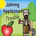 Johnny Appleseed {Freebie}