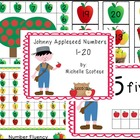 Johnny Appleseed Numbers 1-20