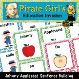 Johnny Appleseed Sentence Building