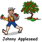Johnny Appleseed Sept 26