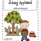 Johnny Appleseed  -  math and literacy unit  meets common 
