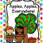 Johnny Appleseed&#039;s Apples, Apples Everywhere!