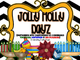 Jolly Holly Dayz {Printables & Craftivities for Kwanzaa, L