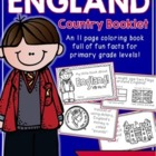 Jolly Old England Booklet (a country study!)