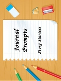 Journal Prompts: Creative Writing Story Starters