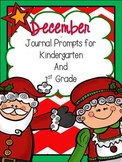 Journal Prompts: December Set