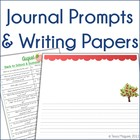 Journal Prompts &amp; Papers