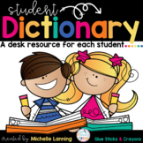 Student Dictionary *updated*
