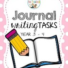 Journal Writing Tasks