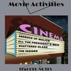 Journalism Movie Worksheets