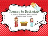 Journey to Bethlehem {Literacy Centers/Activities that poi