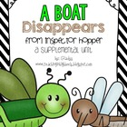 Journeys 1st Grade A Boat Disappears from Inspector Hopper