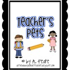 Journeys 2nd Grade- My Teacher's Pet Unit 1, Lesson 5