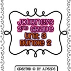 Journeys 2nd Grade- Unit 3 BUNDLE #2