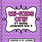 Journeys 2nd Grade Unit 6 Tri-Folds Only